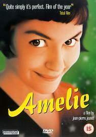 Amelie DVD With Audrey Tautou Brand New & Sealed French With English Subtitles