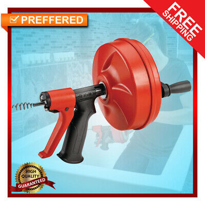 PowerSpin Plus Squeeze trigger AUTOFEED mechanism  1/2 in. to 1-1/2 in.