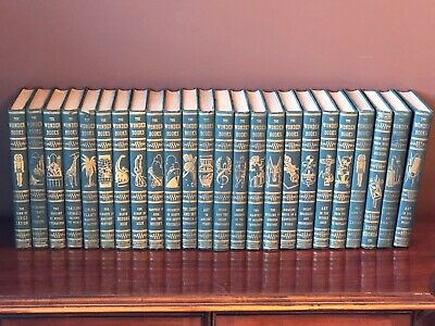 The Wonder Books University of Knowledge 24 Volumes - 1940