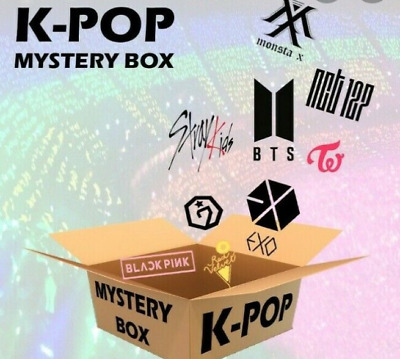 Kpop Mystery Album/Gifts Pack