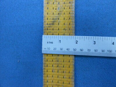 50mm 2 inch STRONG polyester webbing 5 ton ratchet load strap lashing tie repair