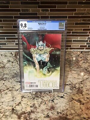 Mighty Thor #1 1:25 Coipel Variant Jane Foster