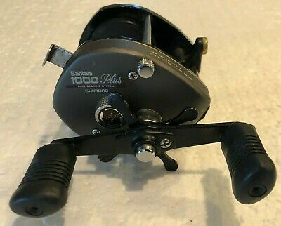 SHIMANO REEL PART BNT1000 Bantam Mark 250X Plus Set Plate Assembly