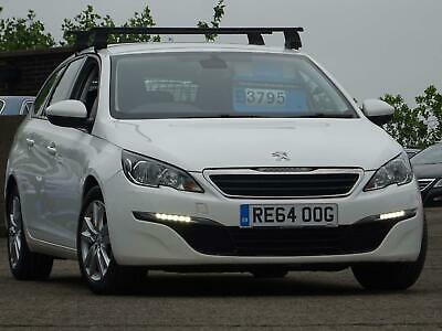 2015 Peugeot 308 SW 1.6 HDi Active 5dr