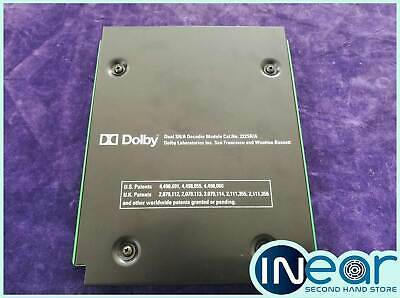 Dolby Two-channel A-type NR module | Cat. No. 222A
