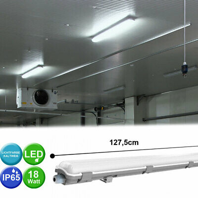 LED Tubes Tub Fixture Humidification Industry Ceiling Spotlight Daylight Lamp