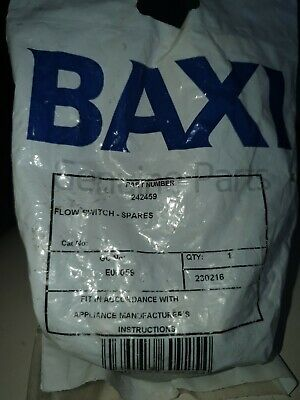 Baxi - Flow Switch - 242459 - New