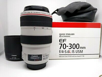 Canon EF 70-300mm f 4.5-5.6 L IS USM