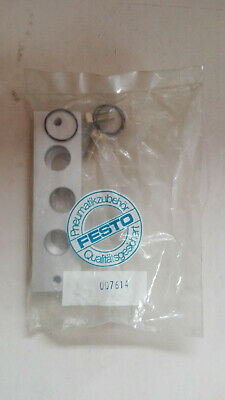 Festo Connection Plate / CZB-1/4-1/2, New/Boxed