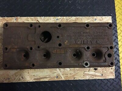Willys Jeep Cylinder Head, Willys MB , Hotchkiss M201 , Ford GPW (2)