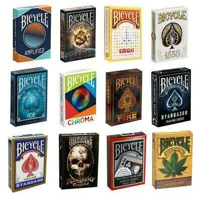 Bicycle Playing Cards Decks Magic Tricks Poker High Quality Made In Usa