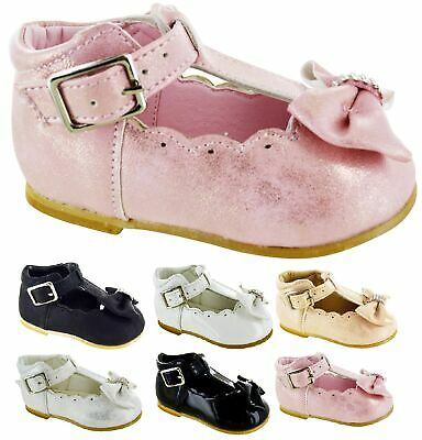 Baby Bridesmaids Wedding Party Holiday Spanish Shoes Kids Girls Infants Toddler