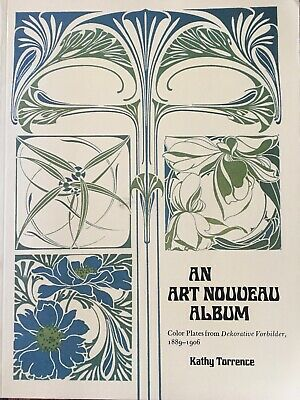 An Art Nouveau Album by Kathy Torrence Paperback Good Condition