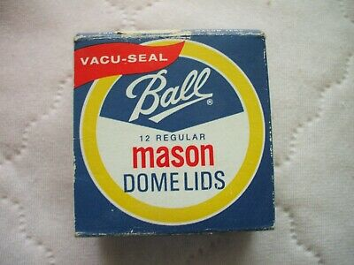 Vintage Ball Canning Lids (#63)
