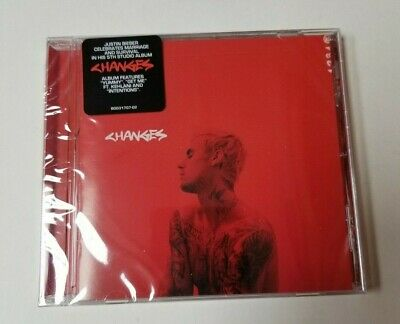 Justin Bieber - Changes (CD Album) Brand new • Yummy, Intentions