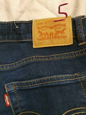 Levi's 510 Skinny Fit Age 14 Boys Jeans. Excellent Condition.