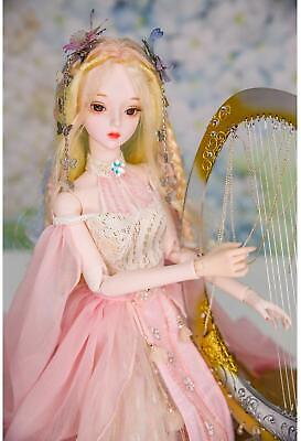 Fortune Days Dream Fairy Girl Doll KRYSTAL - 24 Inch, 26 Joints, Gift Box - NEW!
