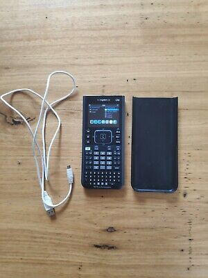TI-Nspire CX CAS Colour Graphics Calculator Great Condition VCE