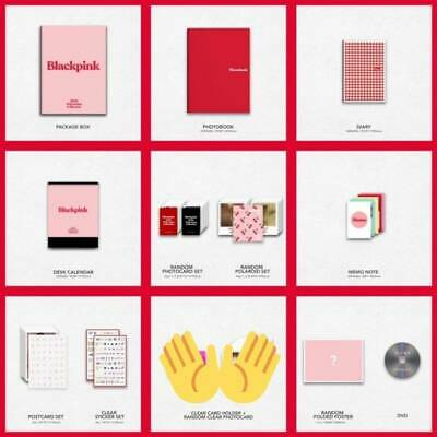 [ Select Option ] BLACKPINK's Welcoming 2020 Collection Photocard/ Polaroid/ Cal