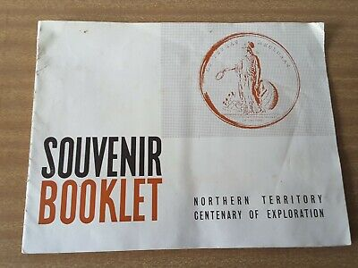 Northern Territory 1860-1960 Souvenir Booklet