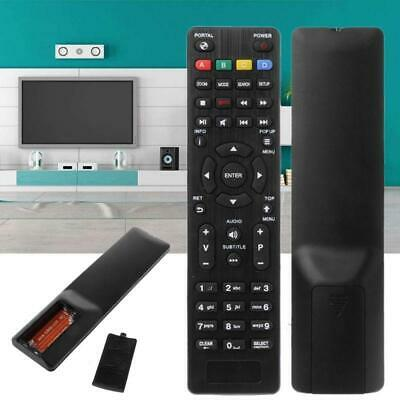 1 Pc Remote Control Controller Replacement for Kartina Micro Dune TV Black