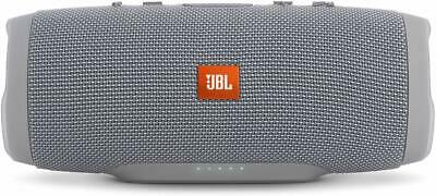 JBL Charge 3 Portable IPX7 Waterproof Bluetooth Speaker Gray *Authorized Dealer