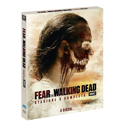 STV *** FEAR THE WALKING DEAD - Stagione 3 (4 Blu-ray) *** sigillato