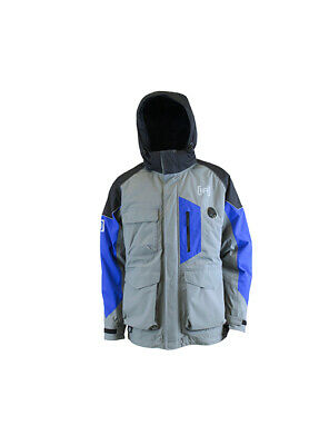 Arctic Armor Plus Floating Extreme Ice Fishing Snowmobiling Jacket Green Small
