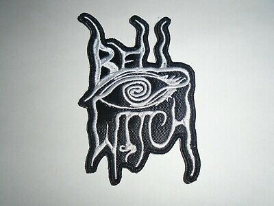 Bell Witch Embroidered Patch