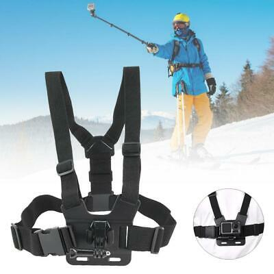 Adjustable Elastic Chest Strap Belt Harness Body Mount for OSMO Action Camera