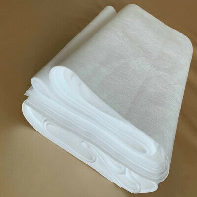 Melt-blown Nonwoven DIY Barrier Bacteria Fabric Filter Material 5M 10M 20M