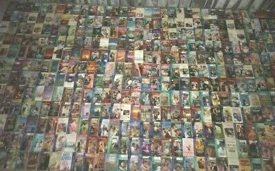Lot of 406 Silhouette Romance Paperback 1990s Romance Novels / Books