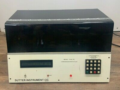 Sutter Instruments Model P-80/Pc Flaming Micropipette Puller
