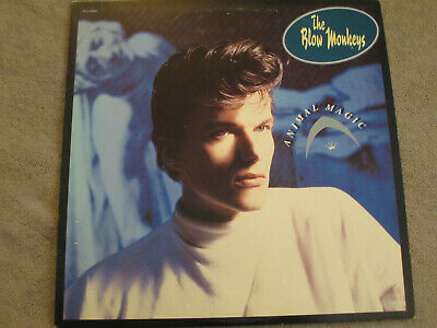 The Blow Monkeys  ANIMAL MAGIC 1985 1st Pressing Vinyl LP RCA RECORDS NM WAX