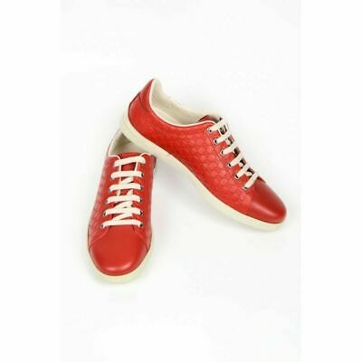 Sneakers Gucci rosse nuove dimensioni 38 IT 8 US