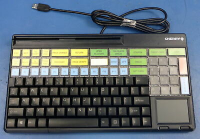 New Cherry POS Keyboard SPOS G86-61411 G86-61411EUADSD