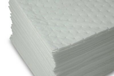 Oil Only ABSORBENT PADS - Light Weight Sheets 100ct  AABACO *FREE SHIPPING