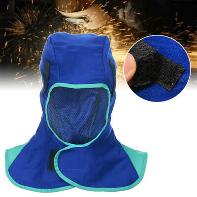 Welding Flame Retardant Welding Neck Protection Hood Head Hat Safety  Cap /AU
