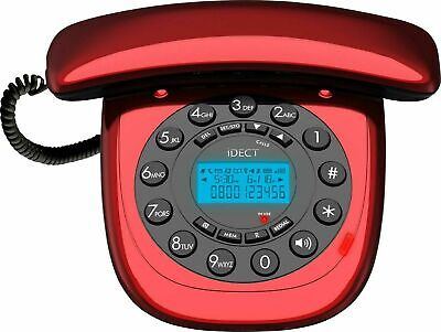 iDECT 10H4618 Carrera Corded Telephone - Single 9106479 R