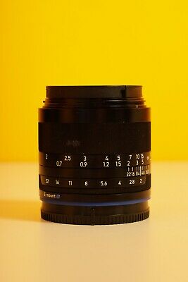 ZEISS Loxia 50mm f/2 Lens for Sony E Mount A7 A9