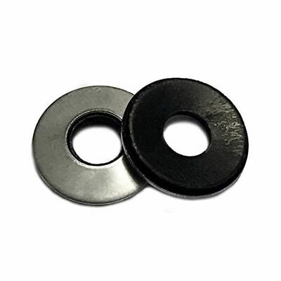 #10 EPDM Neoprene Rubber Bonded Sealing Washers, 18.8 Stainless Steel