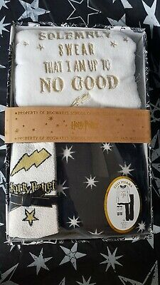 Harry Potter Primark Pyjama Set, Boxed, Brand New, Official