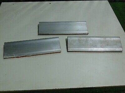 Lightweight Aluminum 14 Inch Squeegee Handles Only - 3 pack