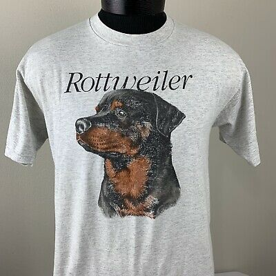 Rottweiler EST 1914 Dog Lovers Pure Bred Puppy Cute Breed Loyal Mens V-Neck