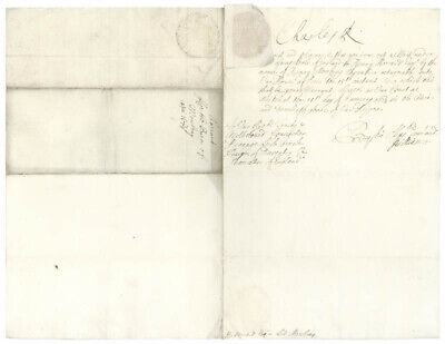 King Charles Ii (Great Britain) - Document Signed 01/14/1677