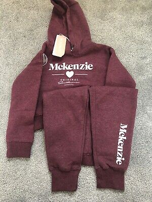 Girls Age 5-6 Brand New With Tags. Mckenzie Tracksuit Sporty. Rrp £25.