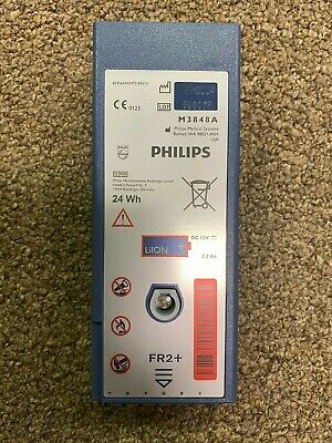 Philips FR2 Rechargeable Battery - Fully Tested/Charged - 1 Year Warranty M3848A