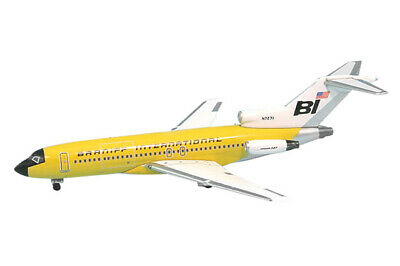 IF5721004 Inflight 727-100 1/500 Model Braniff International