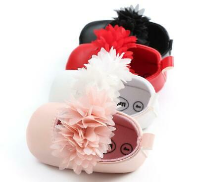 Infant Child Dress Shoes Baby Girl Crib Shoes Faux Leather Inhouse Crawling Shoe
