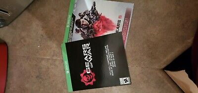 Xbox One Gears of War 1-5